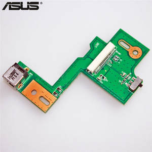 DC POWER JACK SWITCH BOARD Replacement Parts For ASUS N53JQ N53SV N53JF N53JN N53SN
