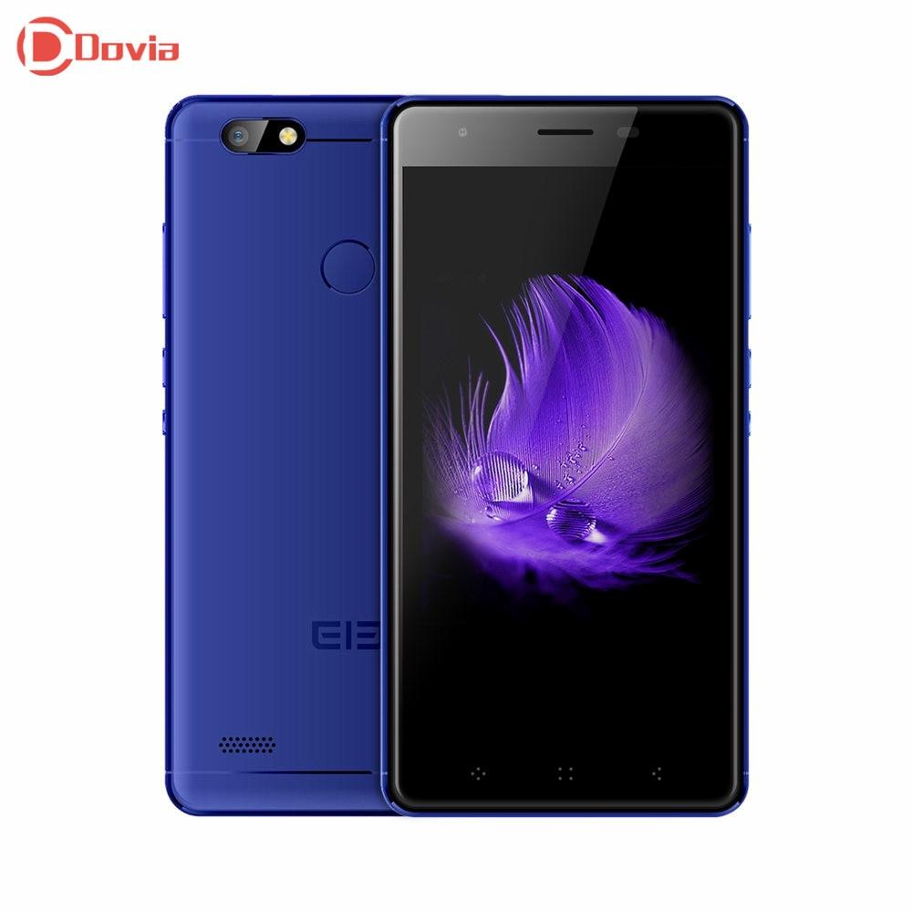 Elephone C1 Mini 4G Smartphone 5 0 inch Android 6 0 MTK6737 Quad Core 1GB RAM