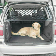 Universal Pet Safety Mesh Net Car Suv Van Trunk Seat Dog Barrier Travel US