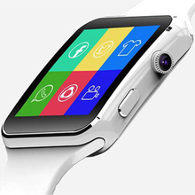 2018 New X6 Smart Watch with Camera GPRS Touch Screen Support SIM TF Card Bluetooth Smartwatch