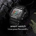 Смарт-часы для мужчин Ip68 водонепроницаемые спортивные часы для ios Android телефон монитор сердечного ритма кровяное давление ЭКГ Smartwatch PK Q8 Q9