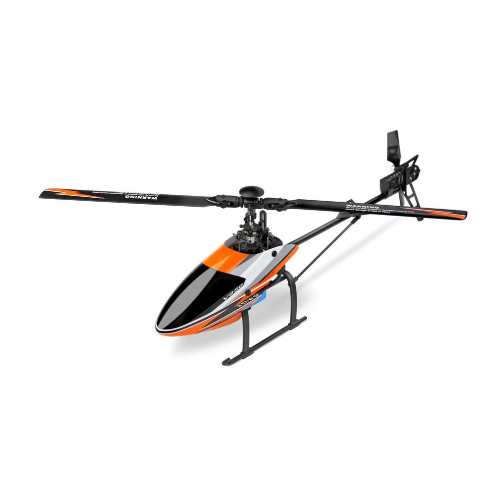 Kids RC Helicopter Toys V950 2.4G 6CH 3D/6G System switched High efficiency Brushless Motor RTF Remote Control Helicopters Dron