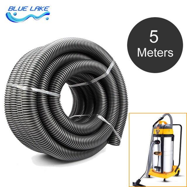 Tuyau/tube de filetage pour aspirateur industriel, intérieur 50mm,5M de long, machine à absorption deau, pailles durables, pièces pour aspirateur