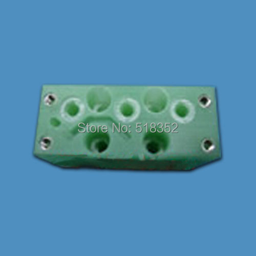 A290-8116-Y546 F319 Fanuc Insulation Board, Upper Isolation Plate for DWC-iC,iD,iE (AWF) WEDM-LS Wire Cutting Machine Part chmer machine head ceramic insulation board isolation isolator plate 110 12mm wedm ls wire cutting machine spare parts