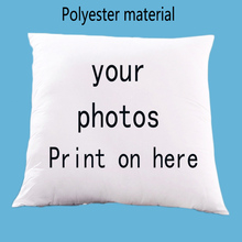 2018 New Design Picture here Print, Pet ,wedding personal life photos customize gift home cushion cover pillowcase Pillow