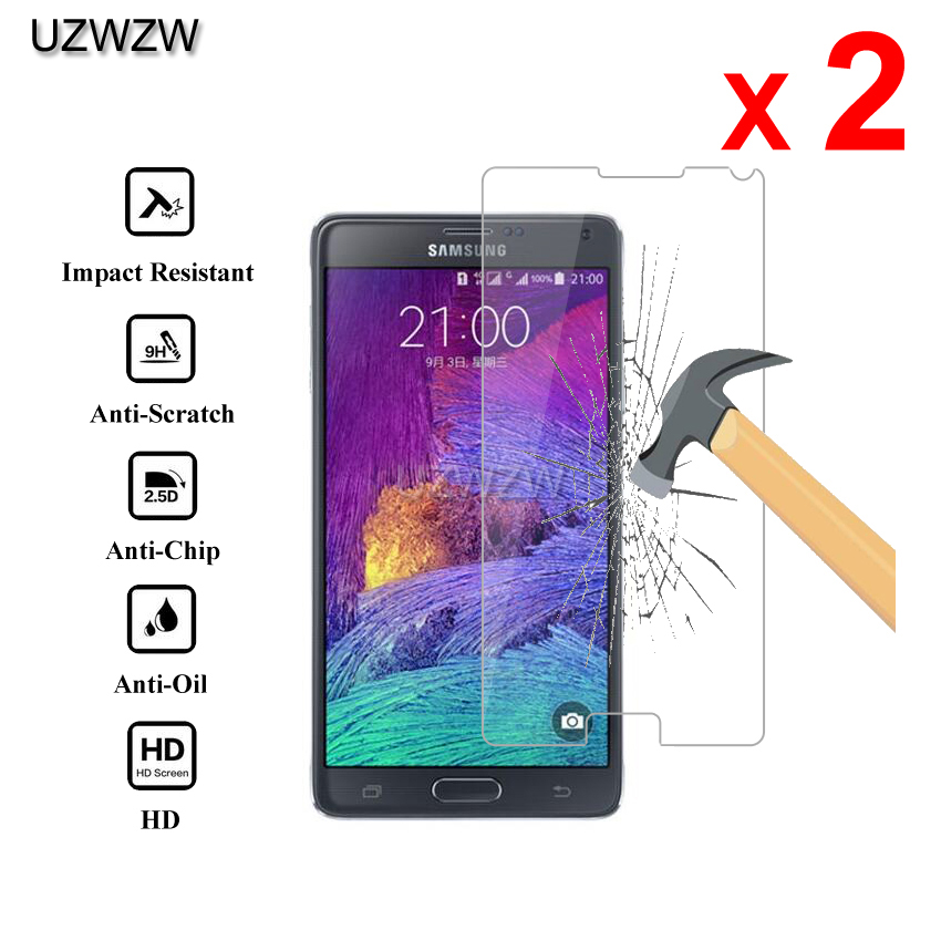 2pcs Premium Tempered Glass For Samsung Galaxy Note 4 Protective Glass Screen Protector For Samsung Note 4 Glass2pcs Premium Tempered Glass For Samsung Galaxy Note 4 Protective Glass Screen Protector For Samsung Note 4 Glass