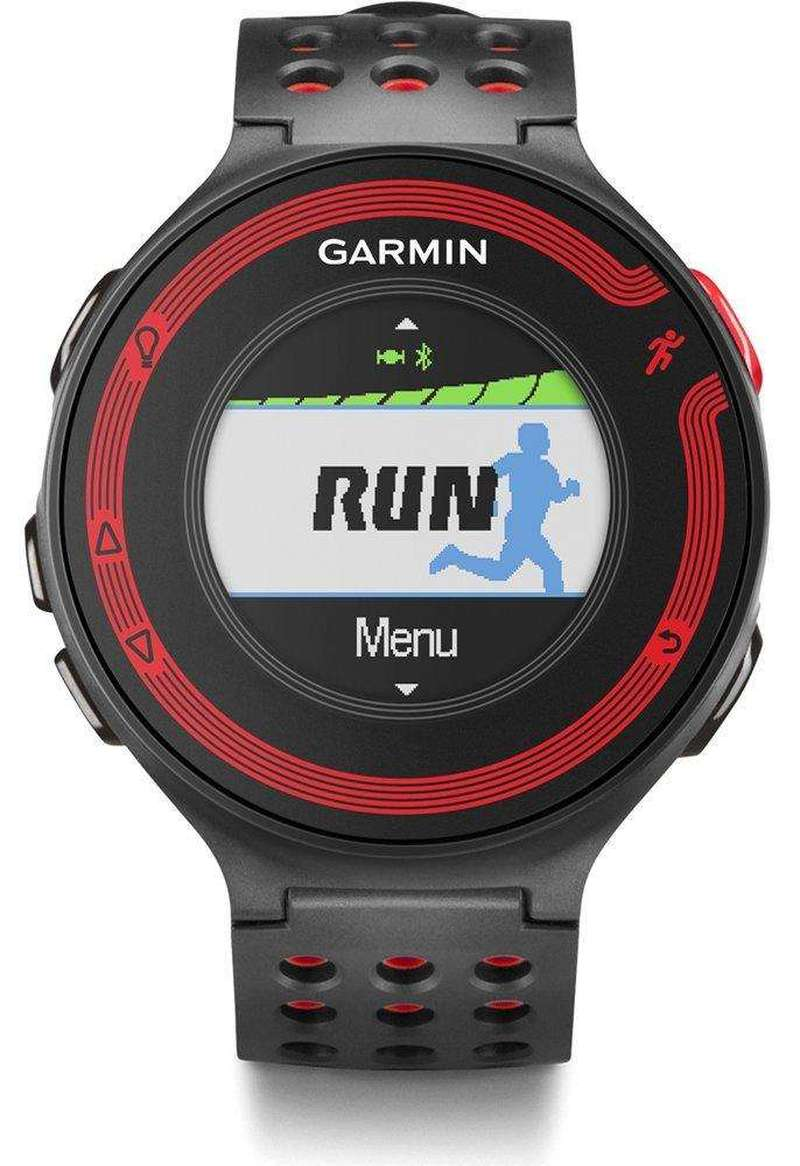 Original GARMIN forerunner 220 GPS Sports running smart Watch
