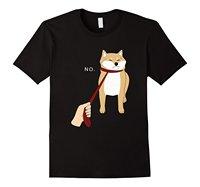 T Shirt Summer Style Men T Shirt Cute Shiba Inu Shirt Nope Doge Meme T Shirt