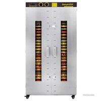 24-camadas desidratadores de alimentos comercial máquina de secagem de secagem de frutas vegetais secador de alimentos trabalhando continuamente para 72h