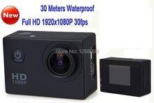 2017 New WiFi Full HD 1920x1080P Camera Mini DV Camera Diving Camera Free Shipping