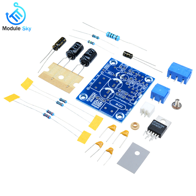 20 W HIFI Đơn Kênh LM1875T Stereo Âm Thanh Mô-đun cho Arduino DIY