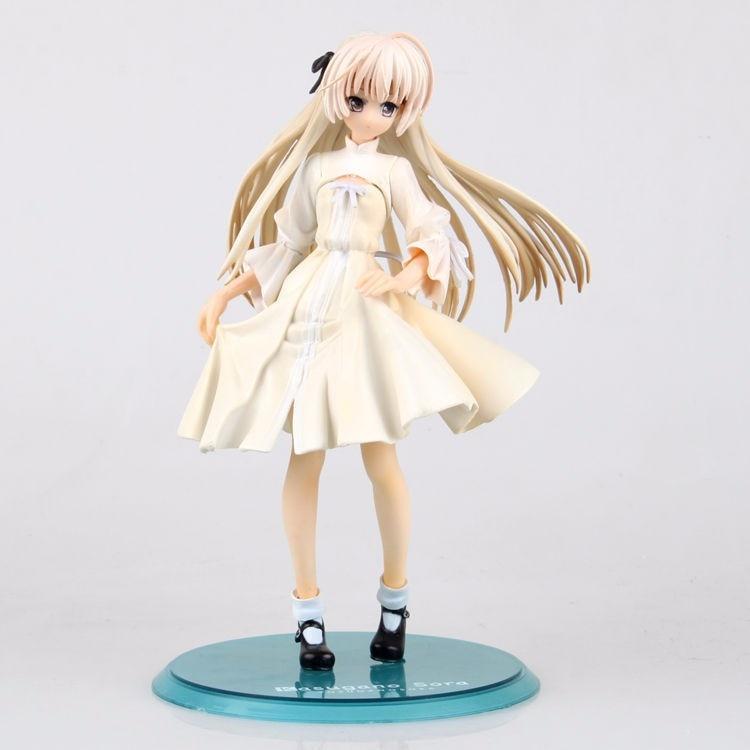 Nouveau dessin animé chaud 20 CM Yosuga no Sora Kasugano sora PVC figurine à collectionner modèle jouets Brinquedos cadeau de noël