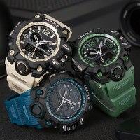 YAZOLE New Sport Watch Men Top Brand Luxury Electronic Male Wristwatch Led Digital Wrist Watches For