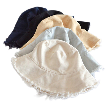 Female Burrs Bucket Hats 1