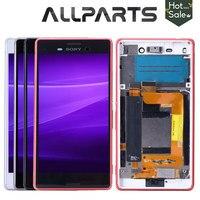 Original 5 0 1280x720 IPS LCD For SONY Xperia M4 Aqua LCD Display E2303 E2306 E2353