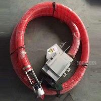 100/3 Small Home Self Priming Grain Conveyor Pure Copper Motor Conveyor Feeder Thickened Hose Vehicle Grain Conveyor 220V/380V