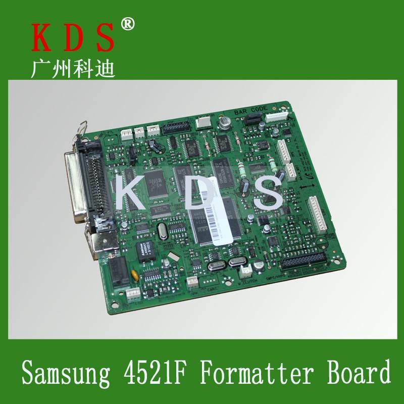 5 pcs/lot printer spare parts main board for Samsung 4521F laserjet parts JC9201726D logic board