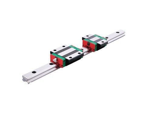 1pcs 100% brand new Hiwin linear rail HGR30 L1200mm+2pcs HGW30CA flanged block for cnc 100% new original 25mm precision linear guide rail 1pcs trh25 l 200mm 1pcs trh25b square linear block for cnc