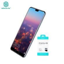 """Huawei P20 פרו מזג זכוכית Nillkin מדהים H + פרו 0.2 מ""""מ מסך מגן זכוכית עבור Huawei P20 פרו בתוספת"""