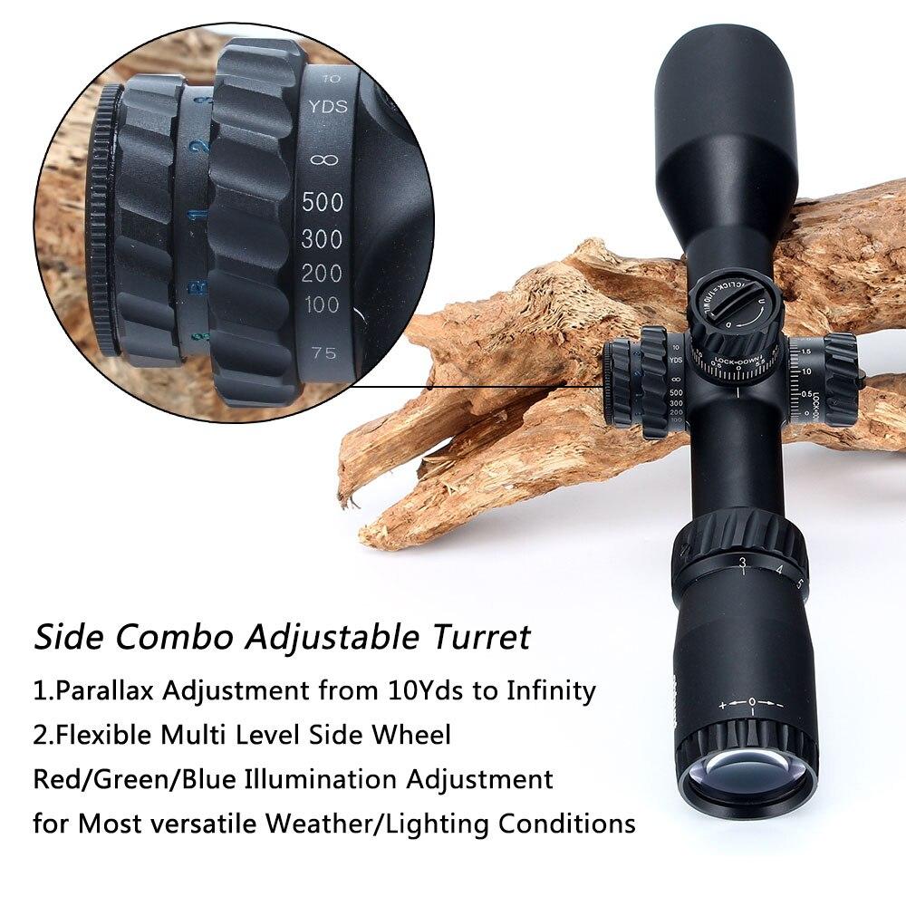 Lunetas Riflescopes