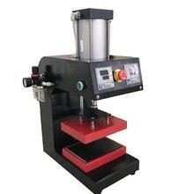 Small 15 20 cm Car Tyre Press Heat Transfer Machine Flat heat transfer machine 110V and