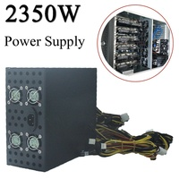 Leory 2350W Power Supply For Eth Rig Ethereum Coin Mining Miner Dedicated Machine High Quality Computer power Supply For BTC
