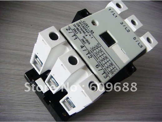 Ac contactor CJX1-63/22 AC220V /380VAc contactor CJX1-63/22 AC220V /380V
