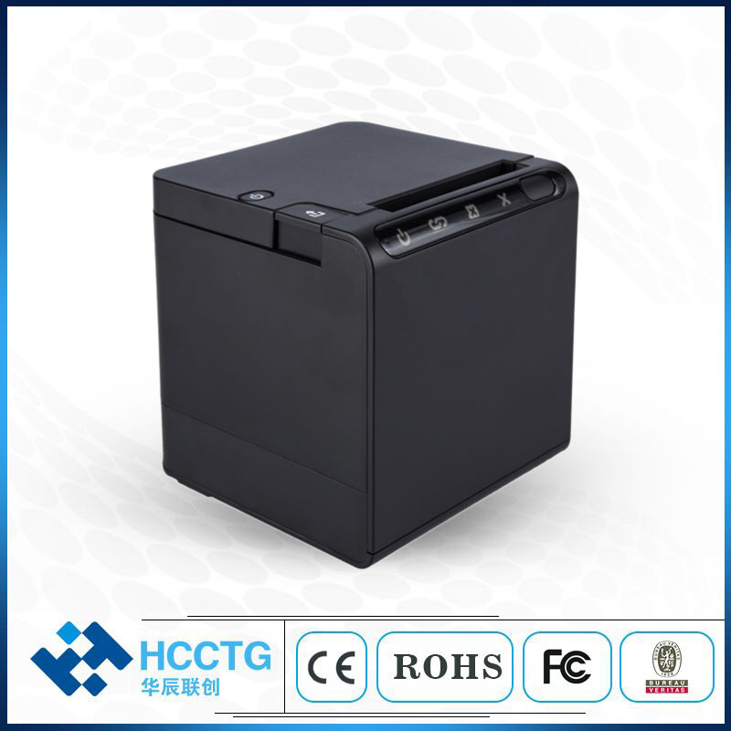 Imprimante thermique de position d'imprimante de reçu de coupeur automatique de 80mm de HCCTG-POS80B avec l'interface d'usb/Ethernet/WIFI/Bluetooth facultative