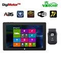 Win 10.1 10 дюймов Планшет + Vpecker Функции Launch X431 Easydiag iDiag OBD2 Wifi Код Сканер Диагностический Инструмент Сканер Automotriz