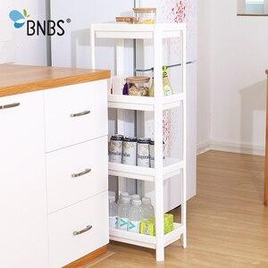 Image 2 - BNBS ห้องน้ำ Organizer ชั้นวาง Over ห้องน้ำผู้ถือชั้นวางสำหรับห้องครัวอุปกรณ์จัดเก็บชั้นวางตะกร้าเก็บอุปกรณ์เสริม