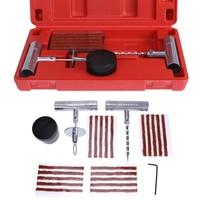 Motorcycle Car Tubeless Tyre Puncture Repair Kit Tire Tool Plug Emergen Diagnostic Tool Car Accessories ME3L