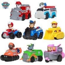 Щенячий патруль, Щенячий патруль, автомобиль, patrulla canina skey marshall, игрушки, аниме, фигурка, автомобиль, пластиковая игрушка, фигурка, модель игрушки