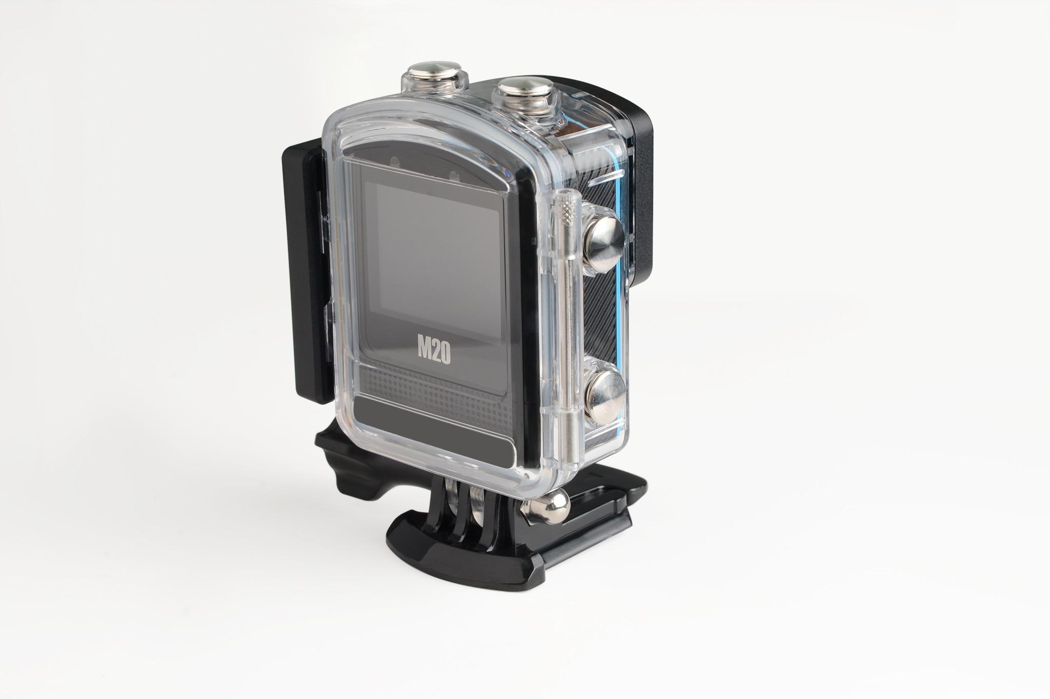 M20 Gyro Mini Action Helmet Sports DV Camera