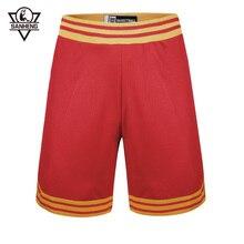 2016 European Size S 4XL Brand SANHENG College Basketball Jerseys Shorts 308B