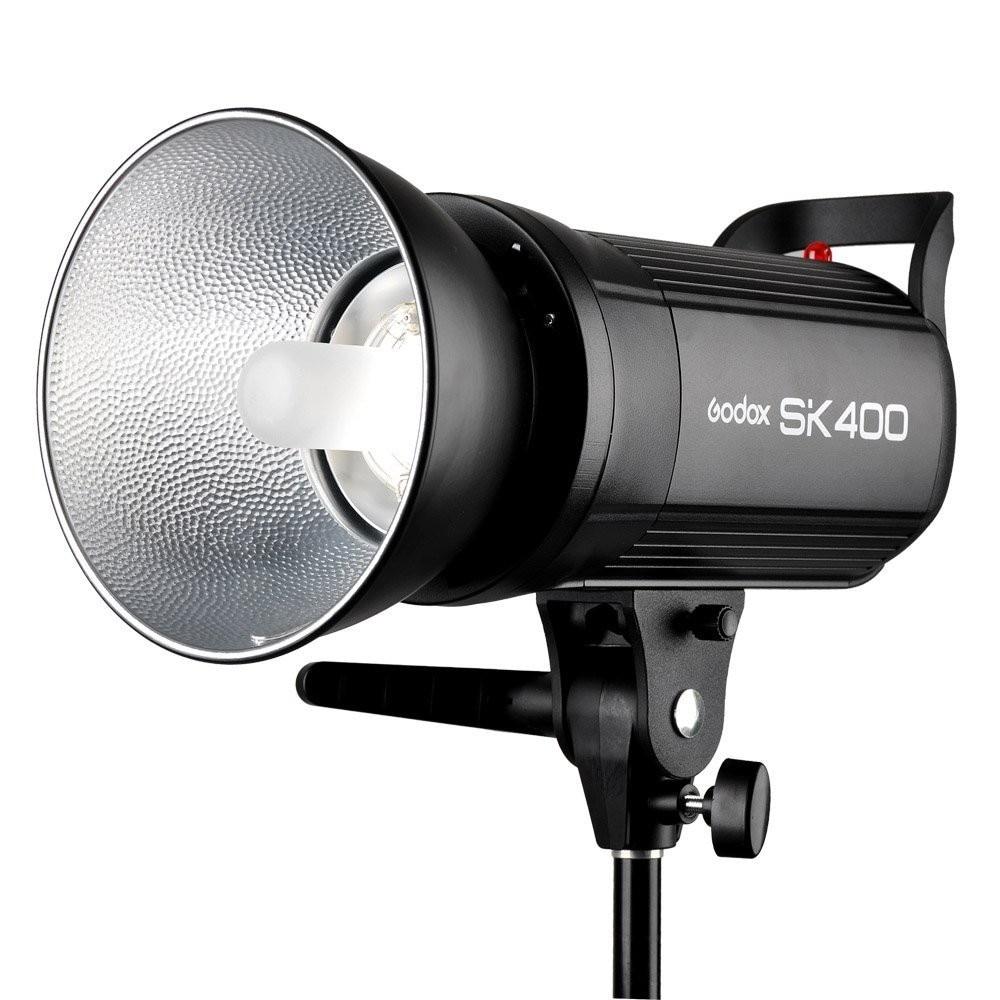 Godox SK400 400WS Flash Studio Stroboskopická osvětlovací hlava - Videokamery a fotoaparáty