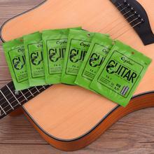 Acoustic Guitar Strings Hexagonal Core Bronze Bright Tone Extra Light Extra Light Medium ghs strings wb xl white bronze