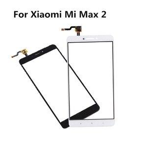 Image 3 - Handy Touch Panel Für Xiao mi mi Max Max 1 Max 2 Touchscreen Max 3 touch Panel Glas sensor Reparatur Ersatz