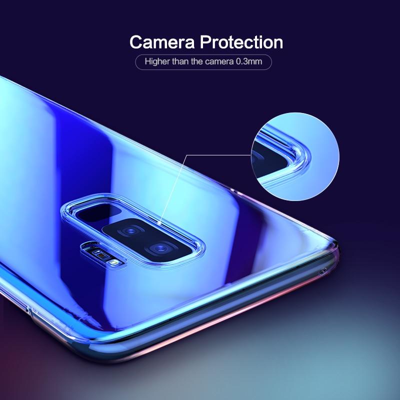 2018 Buy Cheap Samsung Galaxy A8 Plus A8+ Cajas Del Teléfono Etui Es Azul 1557l