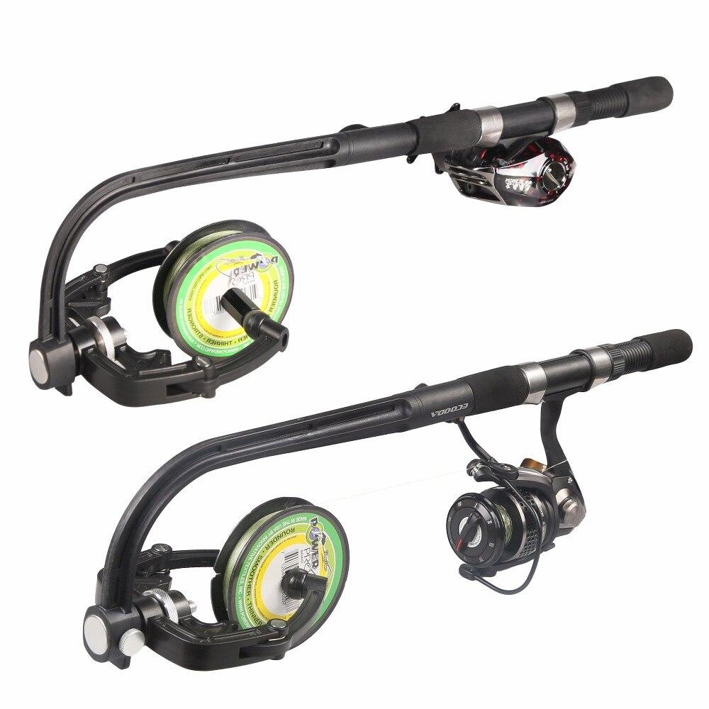 Berkley line winders - Ecooda Fishing Line Spooler Portable Spooling Station Line Bobbin Winder Spooler For Spinning Baitcaster Line Spooler Winder In Fishing Reels From Sports