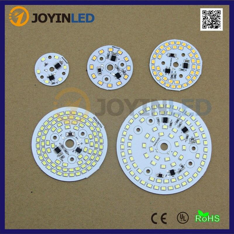 Gratis verzending 220 V hoogspanning liner PCB module Dimbare led PCB - LED-Verlichting