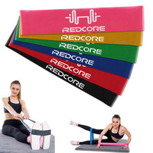 4/6 Colors Latex Resistance Bands Fitness Set Rubber Loop Bands Strength Training Workout Expander Gym Equipment Elastic Bands