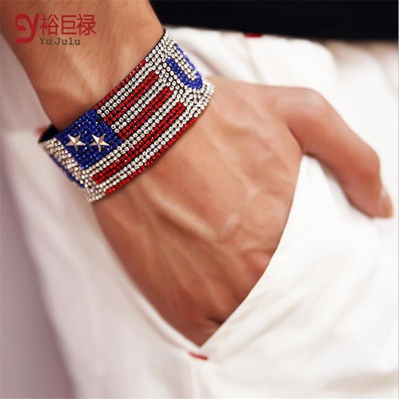 Men/Women Hip Hop USA Flag...