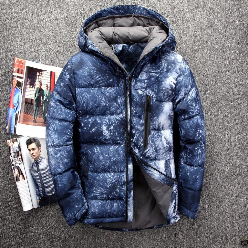 Imbottiture Russia Piume Cappotto verde Spessore D anatra Dell esercito  Degli grigio Antivento Caldo Blu Bianca Parka Moda Design In Tenere Inverno  ... f26bad3cc57