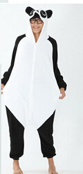 Каваи аниме взрослый Рождество Хэллоуин животное панда Rilakkuma костюм Rilakkuma кигуруми Onesie пижамы - Цвет: Style 1