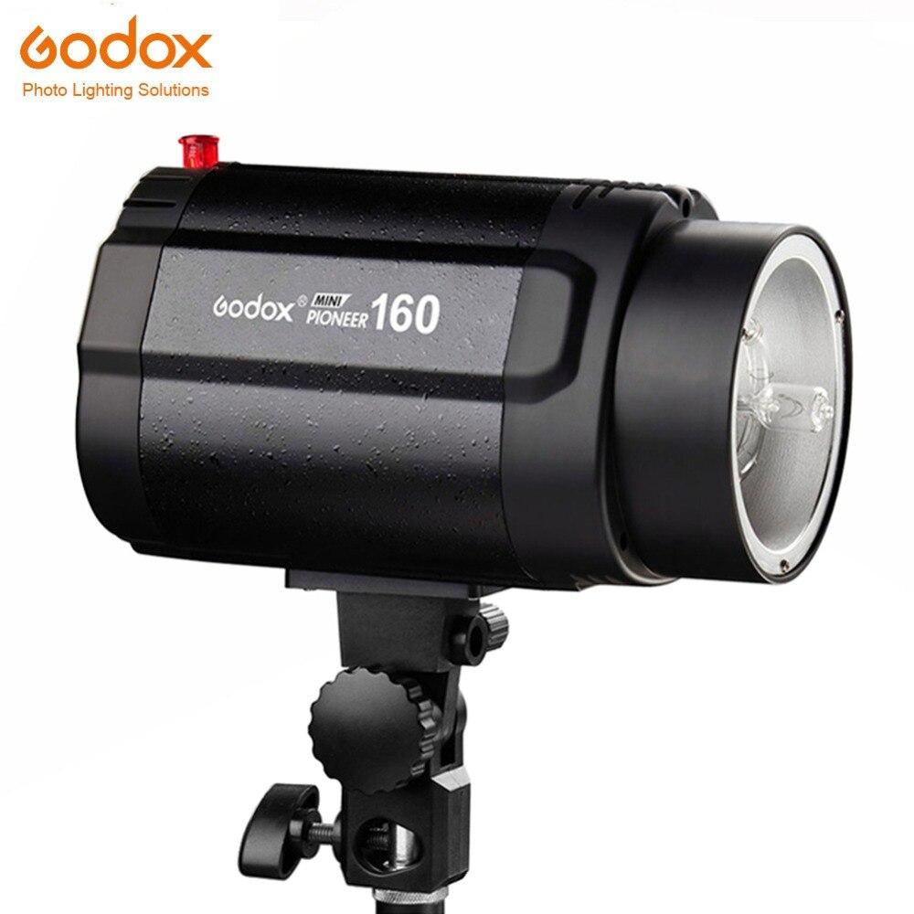 GODOX 160WS 160 W Pro photographie Studio Flash lumière stroboscopique lampe tête