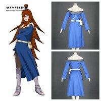 2016 Hot Selling NARUTO Anime Cosplay Terumi Mei Costume Halloween Costumes