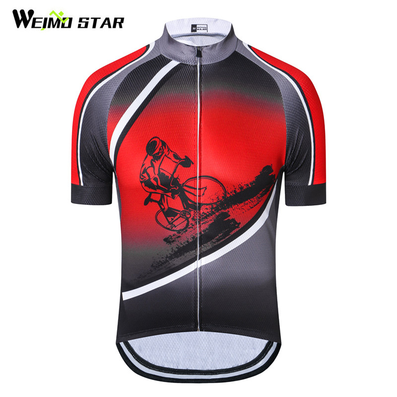 Weimostar mtb Bike Cycling Jersey 2018 Pro Team Cycling Clothing Short Sleeve Breathable Road Bicycle Jersey Shirt Ropa Ciclismo new 2017 cycling jersey ropa ciclismo short sleeve summer breathable cycling clothing pro team mtb bike jerseys black