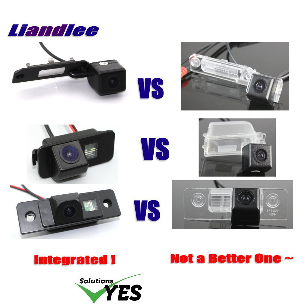 Liandlee For Ford Mustang GT CS 2010 2014 Car Rear View Backup Parking Camera Rearview Reverse Camera SONY CCD HD Integrated in Vehicle Camera from Automobiles Motorcycles