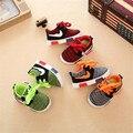 2017 niños casual sport shoes shoes niños niñas bebé de la manera primero caminan shoes 3 colores 15-19