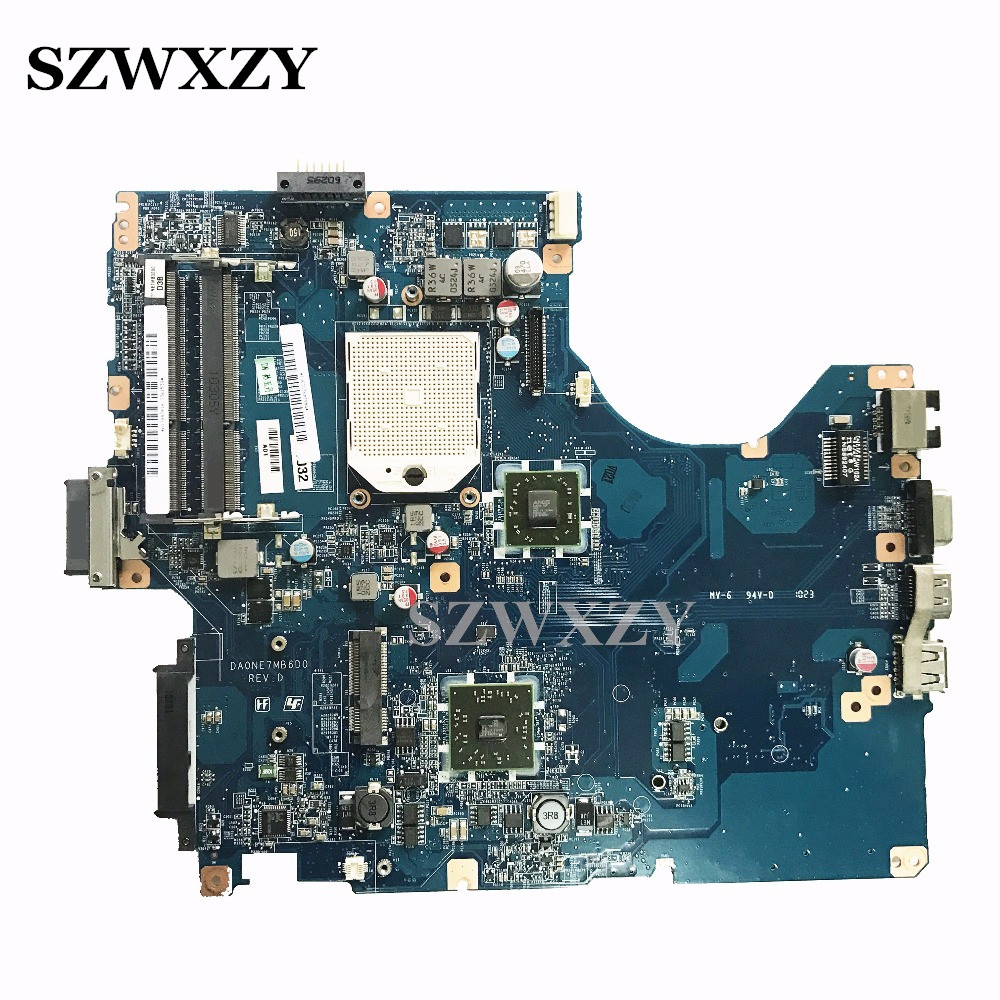 For Sony VAIO VPCEE Series VPCEE2E1E VPCEE31FX Laptop Motherboard A1784741A DA0NE7MB6D0 DDR3 100 Tested